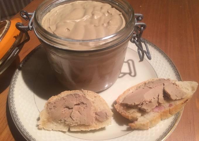 Comme du foie gras