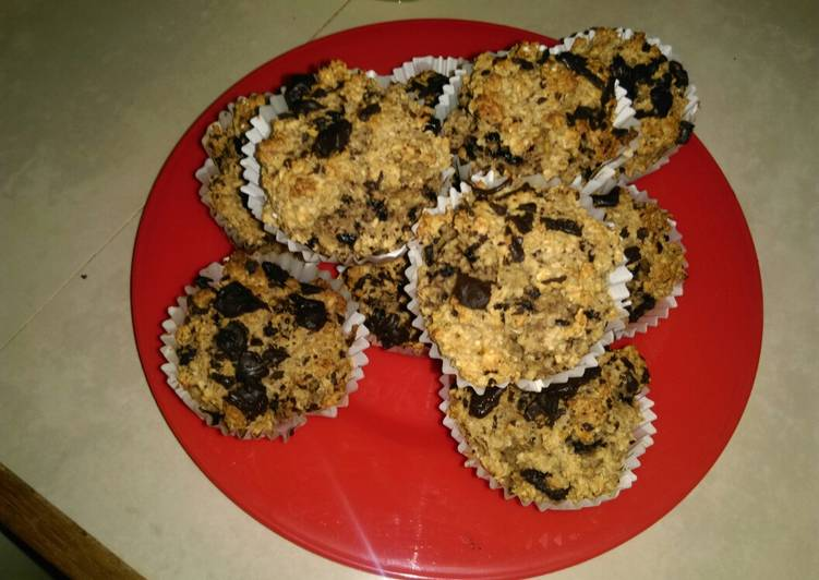 Simple Way to Prepare Perfect Banana Oatmeal Muffins