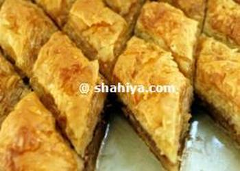 Easiest Way to Make Perfect Syrian Baklava