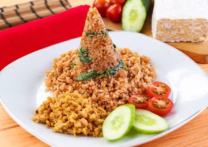 nasi goreng sambal tempe - resepenakbgt.com
