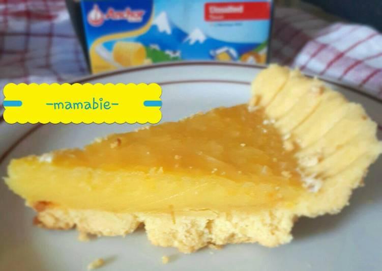 Resep Pie Susu Keju Teflon Oleh Biya Cookpad
