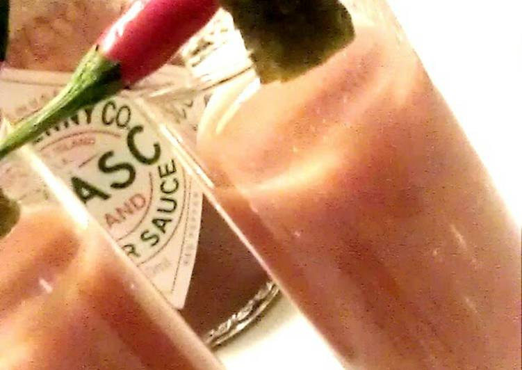 Recipe: Yummy Gazpacho Chiller
