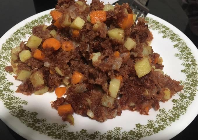 Corned Beef with Veggies