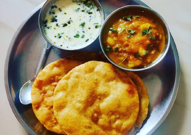 Breakfast Thali