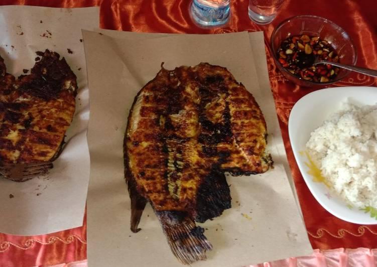 Resep Gurame Bakar Paling Enak Resep Masakanku