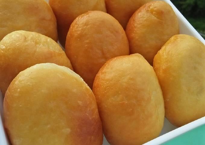 Resep Roti Goreng Isi Kacang Hijau Tanpa Ulen Oleh Anggie 07 Cookpad