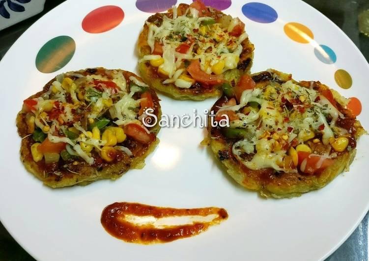 Easiest Way to Make Favorite Brinjal Pizza Discs