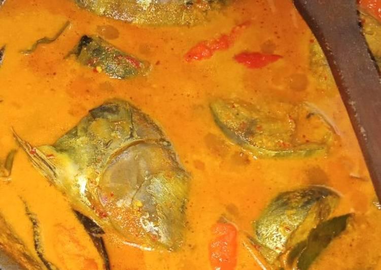 resep gulai ikan tongkol cabe rawit resep gulai ikan tongkol kesayangan keluarga  kg ikan Resepi Ikan Goreng Terengganu Enak dan Mudah