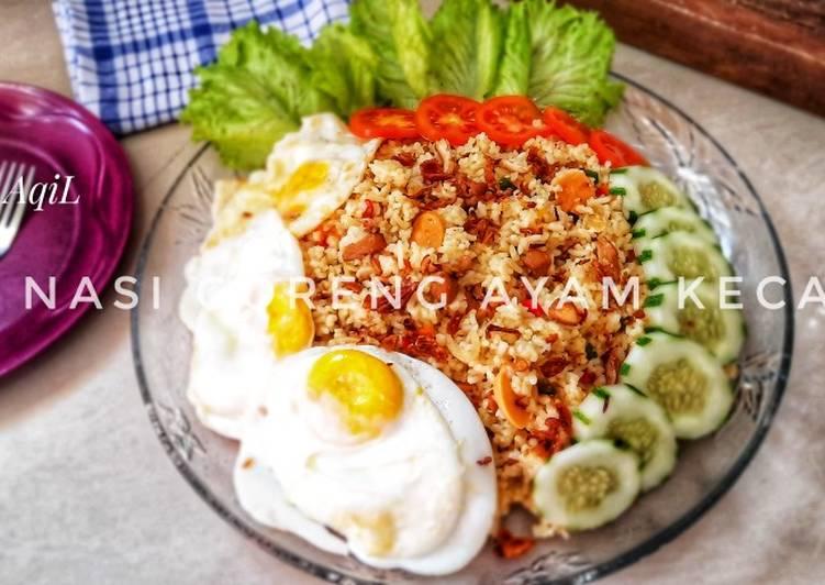 Resep Nasigoreng Ayamkecap Paling dicari