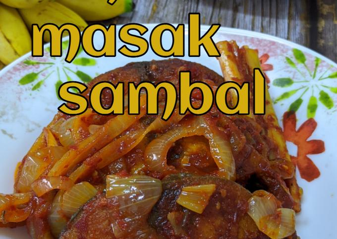 Tuna masak sambal
