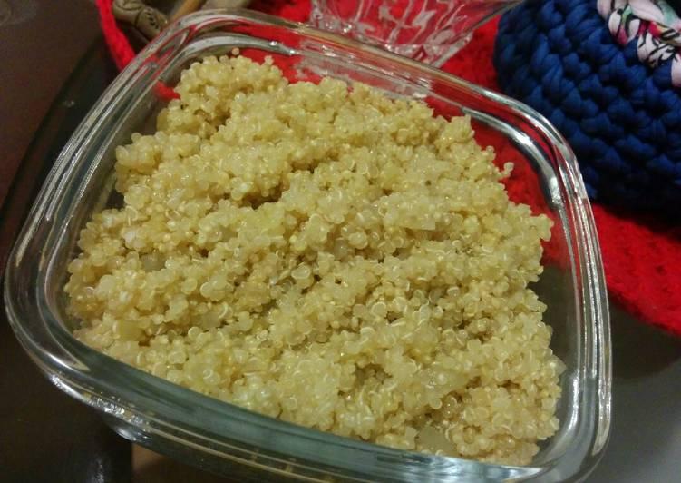 como se prepara la pasta de quinua