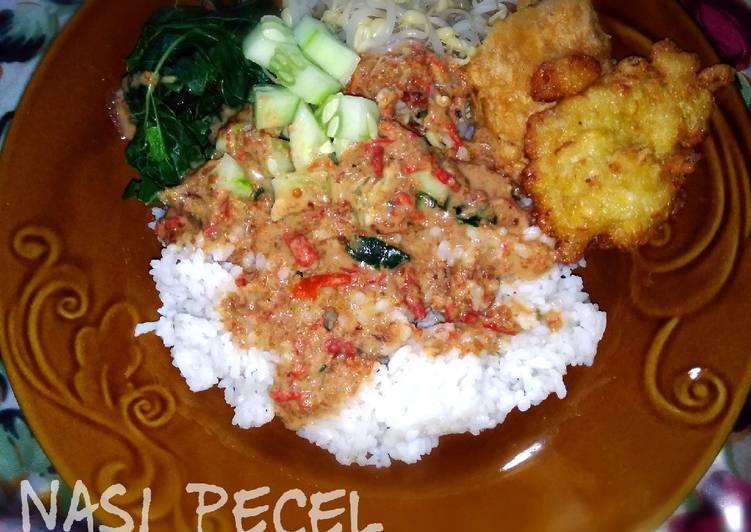 Nasi Pecel
