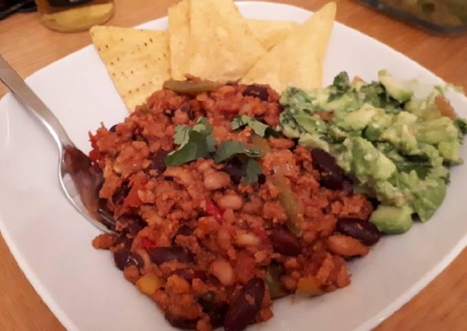Vegan Chilli (sin carne!)