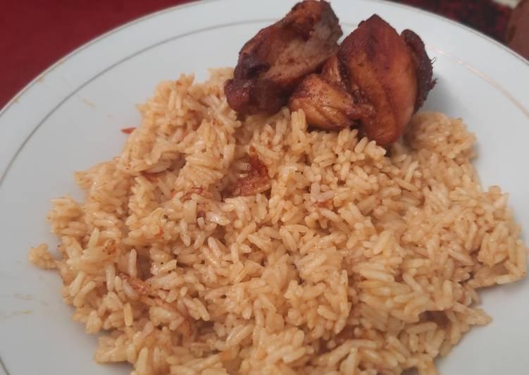 Resep Nasi kebuli ayam magicom (reecook) yang mudah