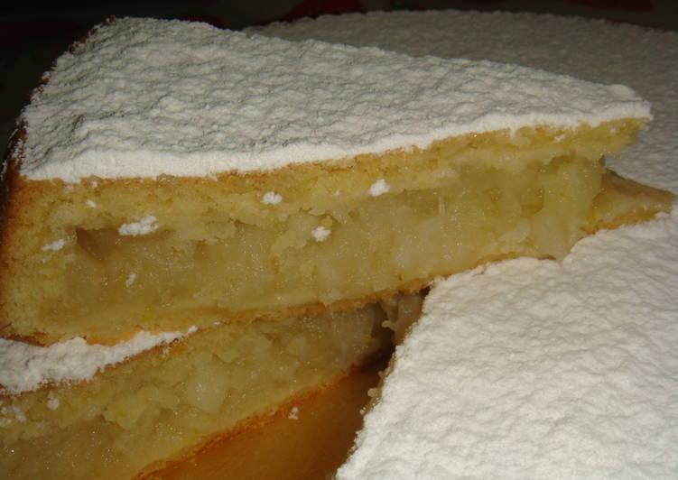 Tarta De Manzana Receta De Norali Cookpad