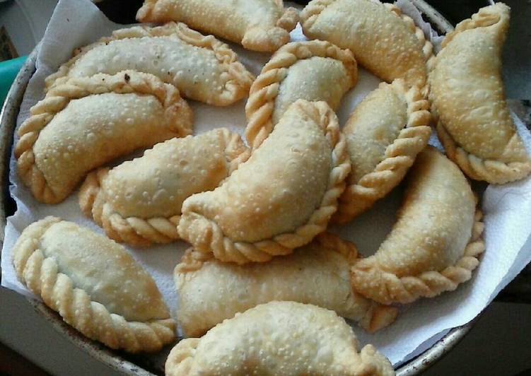 Masa Para Empanadas Fritas Receta De Norali Cookpad