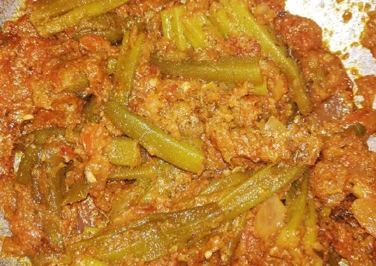 Step-by-Step Guide to Make Homemade Bharwa bhindi