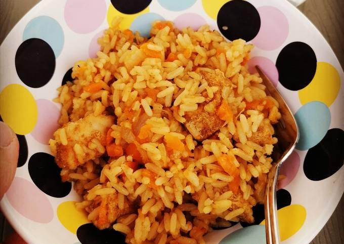 Plov - Reistopf mit Fleisch