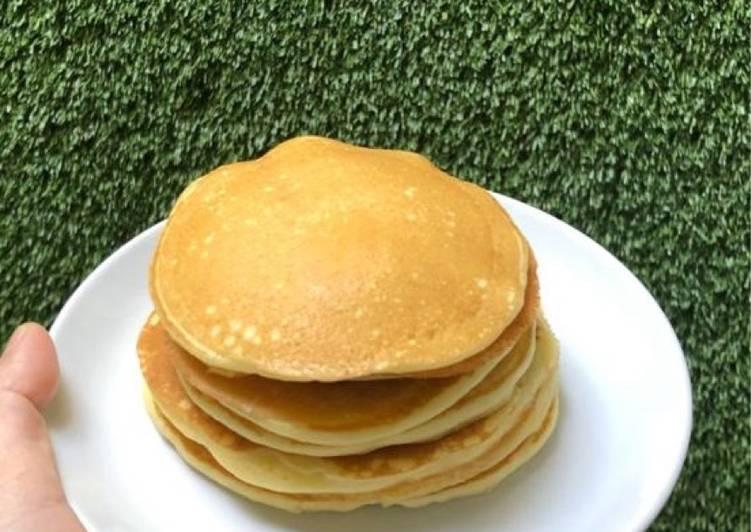 Pancake Super Fluffy Ter-debesttttt