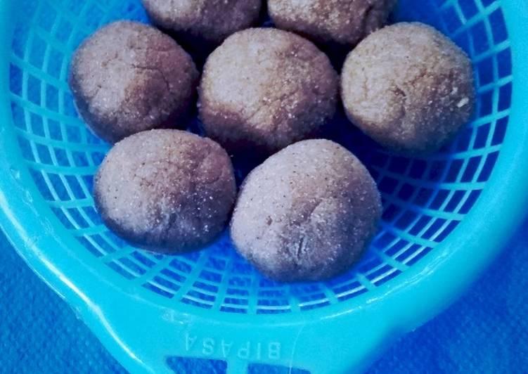 Recipe of Award-winning Pearl millet energy laddu