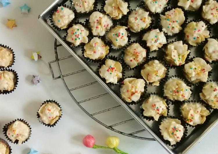 82) Coklat Corn Flakes