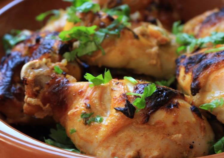 Easiest Way to Cook Delicious Mex-Inspired Tandoori Chicken