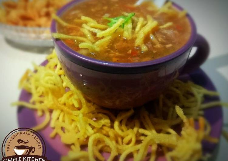Easiest Way to Make Favorite Noddles soup