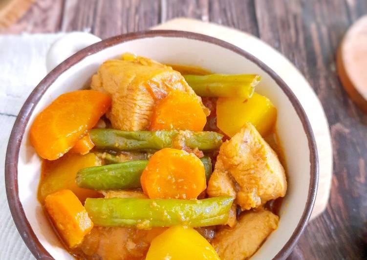Cara Gampang Membuat 6. Bistik Ayam yang Lezat