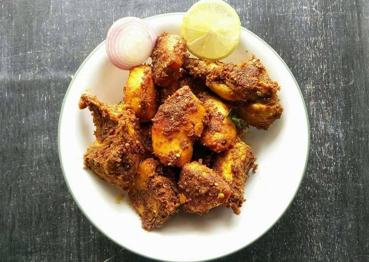 Chicken Dry ghee roast Choosing Fast Food That's Very good For You