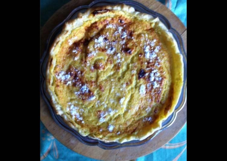 Comment Préparer Les Tarte à la mousse d ananas et rhum