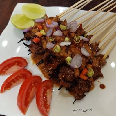 Resep Sate Jamur Tiram Oleh Heny Widiastuti Cookpad
