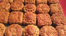 Hình ảnh món Bánh Trung thu (Bánh nướng nhân thập cẩm)