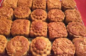 Bánh Trung thu (Bánh nướng nhân thập cẩm)