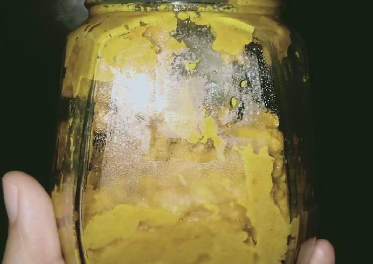 Bumbu Dasar Kuning
