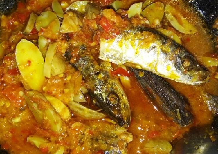 Sambal Jengkol Ikan Pindang Salem