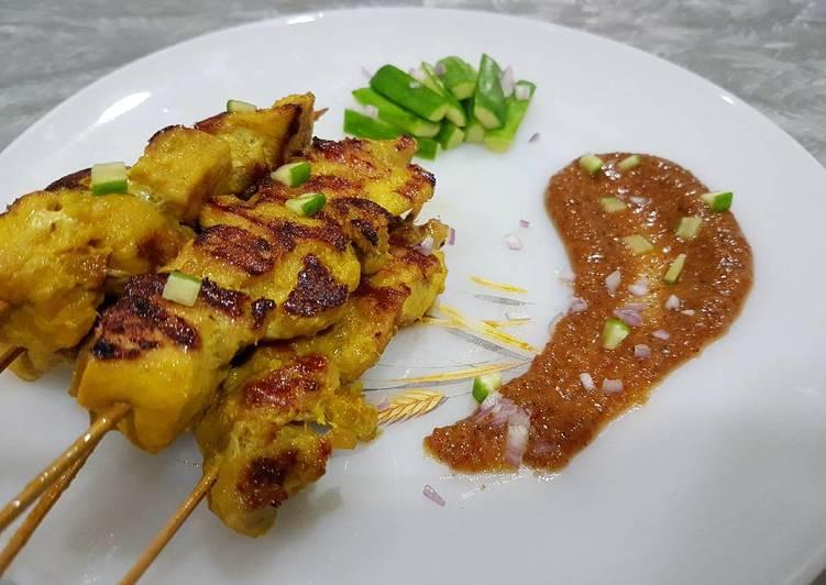 Chicken Satay (Sate Ayam)