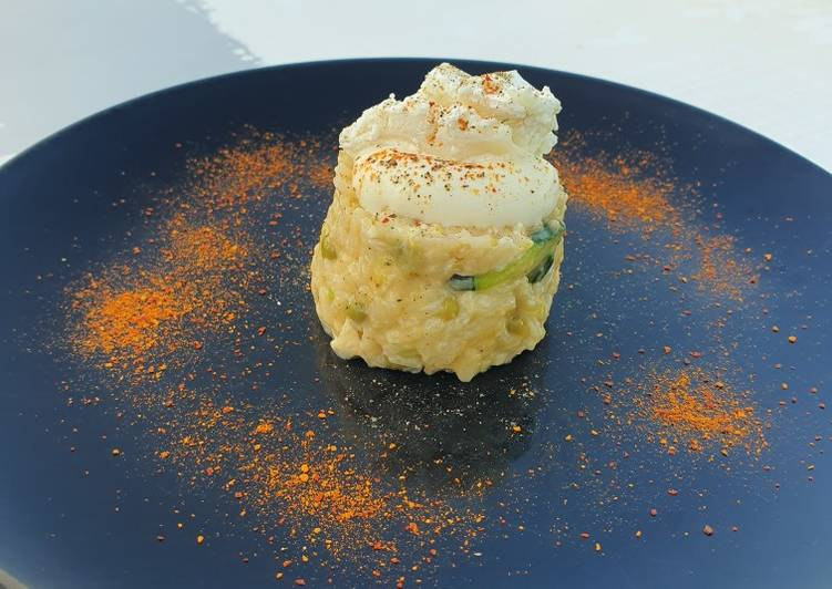 How to Make Appetizing Risotto petit poids courgette