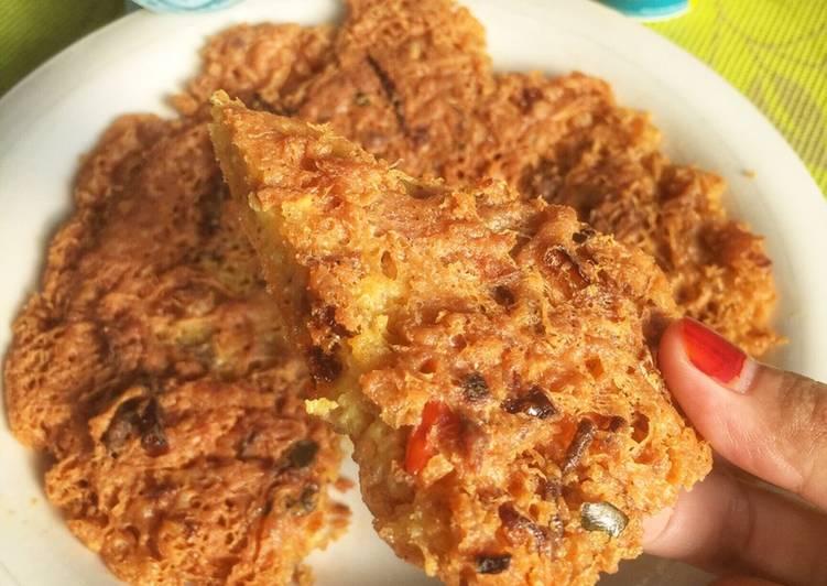Tongkol Telur Goreng Crispy