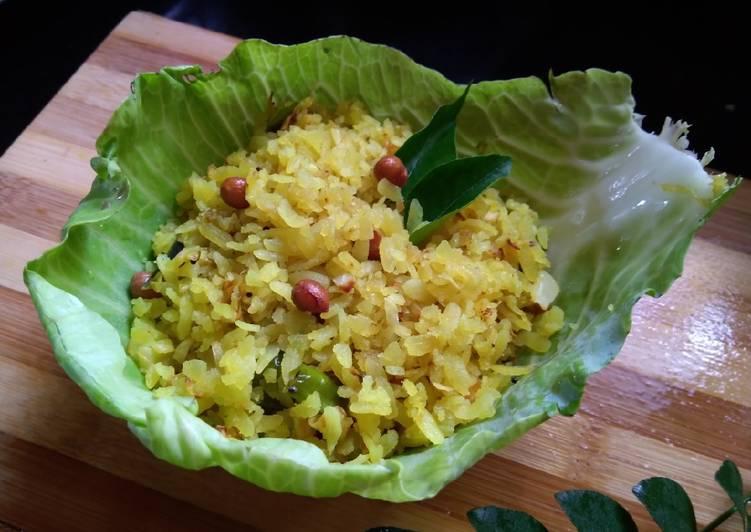 Step-by-Step Guide to Prepare Quick Kobi pohe