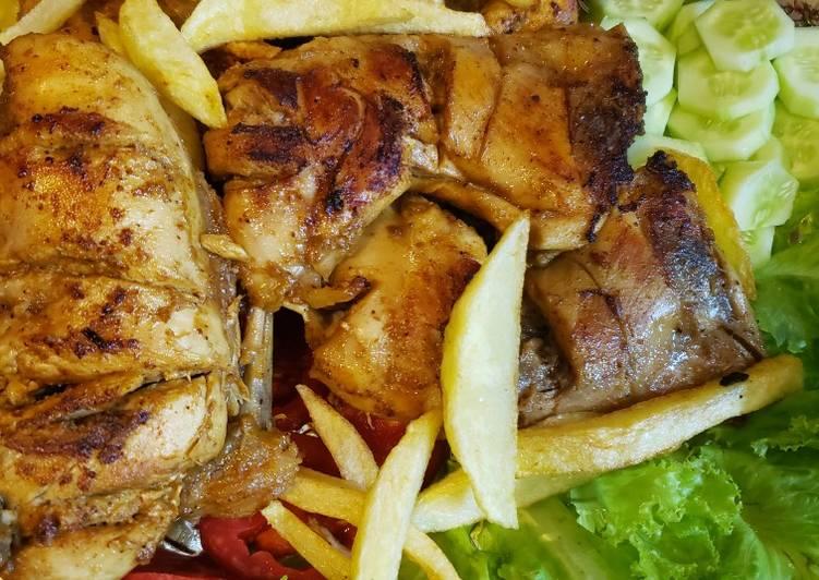 Recipe: Yummy Chicken roast