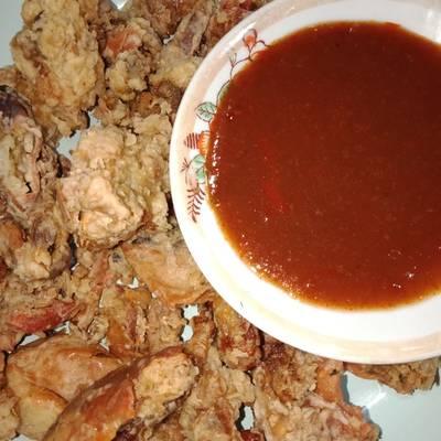 Resep Kepiting Crispy Simple Oleh Dewi Andearta Ratna Cookpad