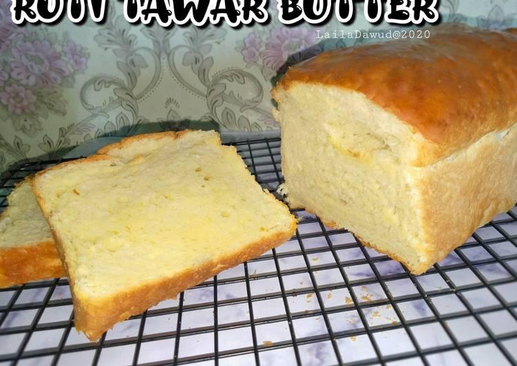 Roti Tawar Butter