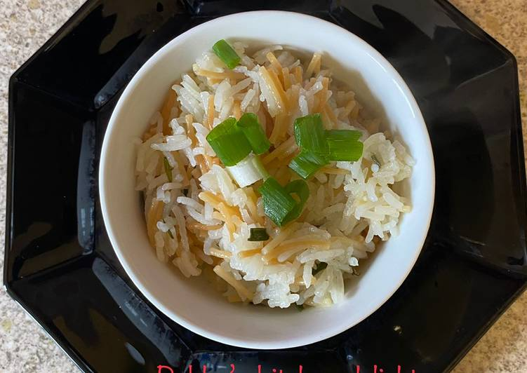 How to Make Top-Rated Rice Pilaf With Vermicelli
