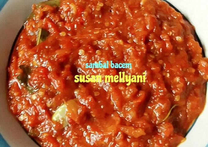 Resep Sambal Bacem Oleh Susan Mellyani Cookpad
