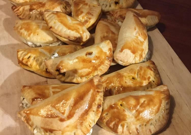 Empanadas Ricotta & boeuf épicé !