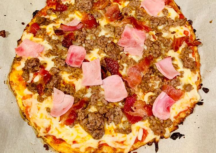 How to Make Award-winning Keto Pizza