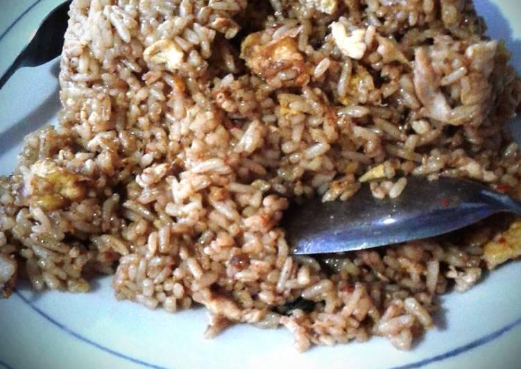 Resep Nasi Goreng Spesial Kecap , Bisa Manjain Lidah