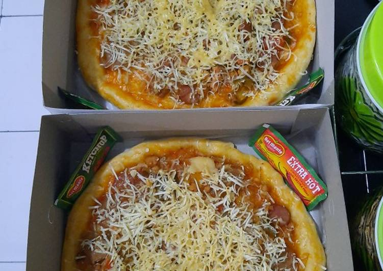 Pizza anti gagal
