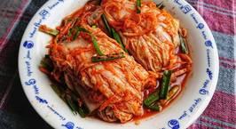 Hình ảnh món Kim chi (cách làm đơn giản)