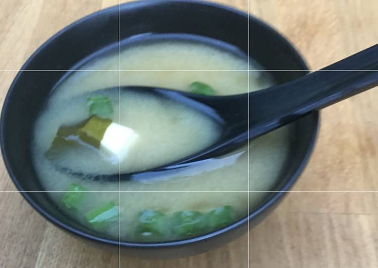 Discover How to Boost Your Mood with Food Miso Soup